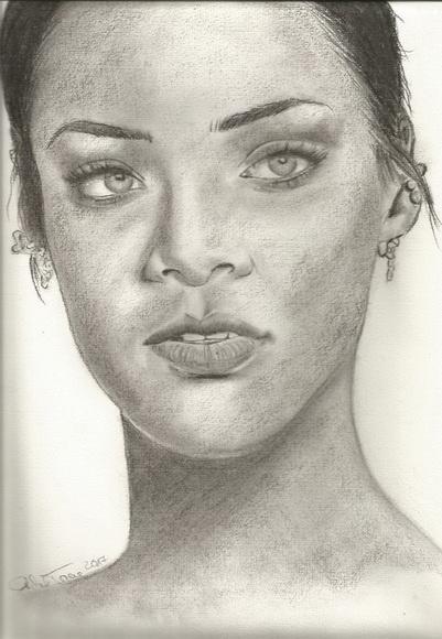 Rihanna by Mito
